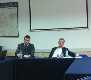 Predavanje - gost Nj.E. Ambasador Austrije Dr Ajgner