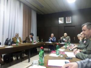 Integrisana obuka putem simulacija - Generalštab Vojske Srbije