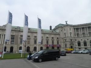 Poseta Organizaciji za evropsku bezbednost i saradnju - Beč 2014