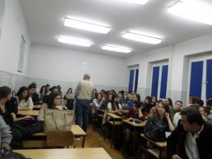 Otvorena tribina - prof. dr Miroljub Jevtić