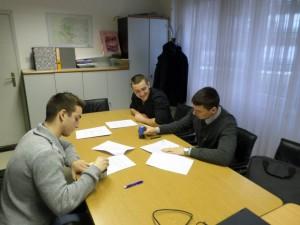 Potpisana saradnja u Sloveniji