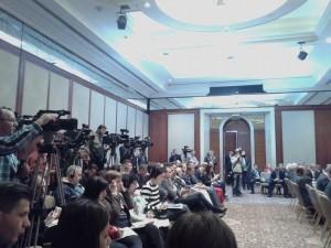 Balkanski dijalog 2014. - gost Predsednik Državne Dume Rusije
